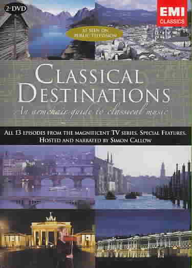 CLASSICAL DESTINATIONS (DVD)