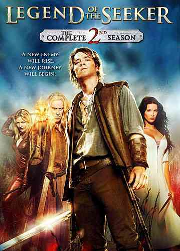 LEGEND OF THE SEEKER:COMPLETE 2ND SSN BY LEGEND OF THE SEEKER (DVD)