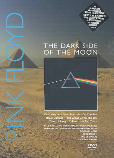 CLASSIC ALBUMS:DARK SIDE OF THE MOON BY PINK FLOYD (DVD)